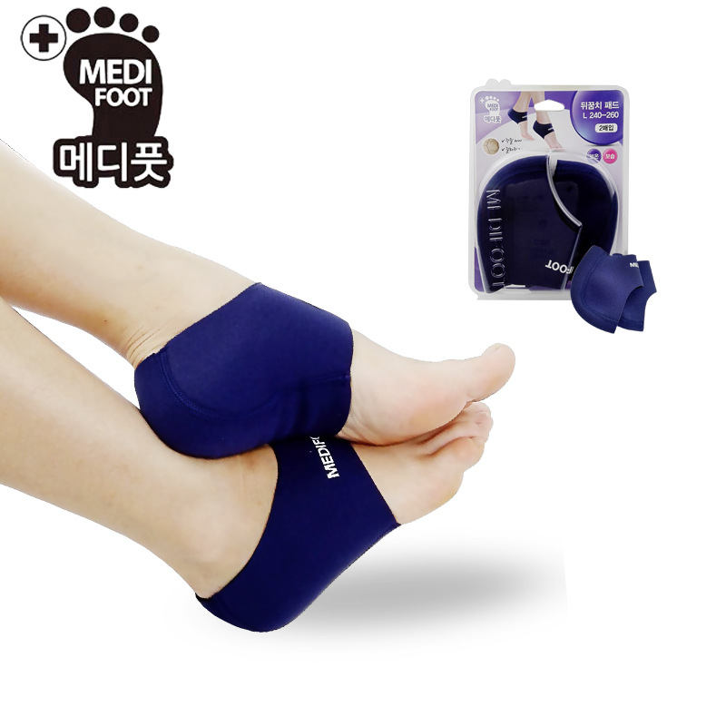 Men's And Women's Heel Split Foot Sock To Prevent The Foot Chapped Heel Protector morais r the hundred foot journey