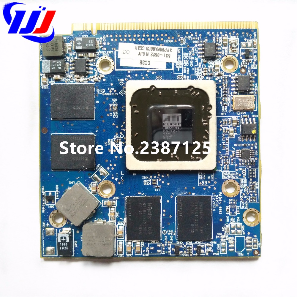 Geniune For A pple I m a c 20.1'' A1224 Video Card HD2600 hd 2600 2600xt 109-B22531-10 256M Graphic Card VGA GPU vg 86m06 006 gpu for acer aspire 6530g notebook pc graphics card ati hd3650 video card