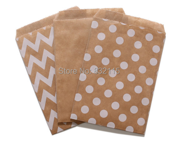 Well-known 120 Small Kraft Brown Favor Bags, Glassine Candy Bags, Cookie Bags  DG15