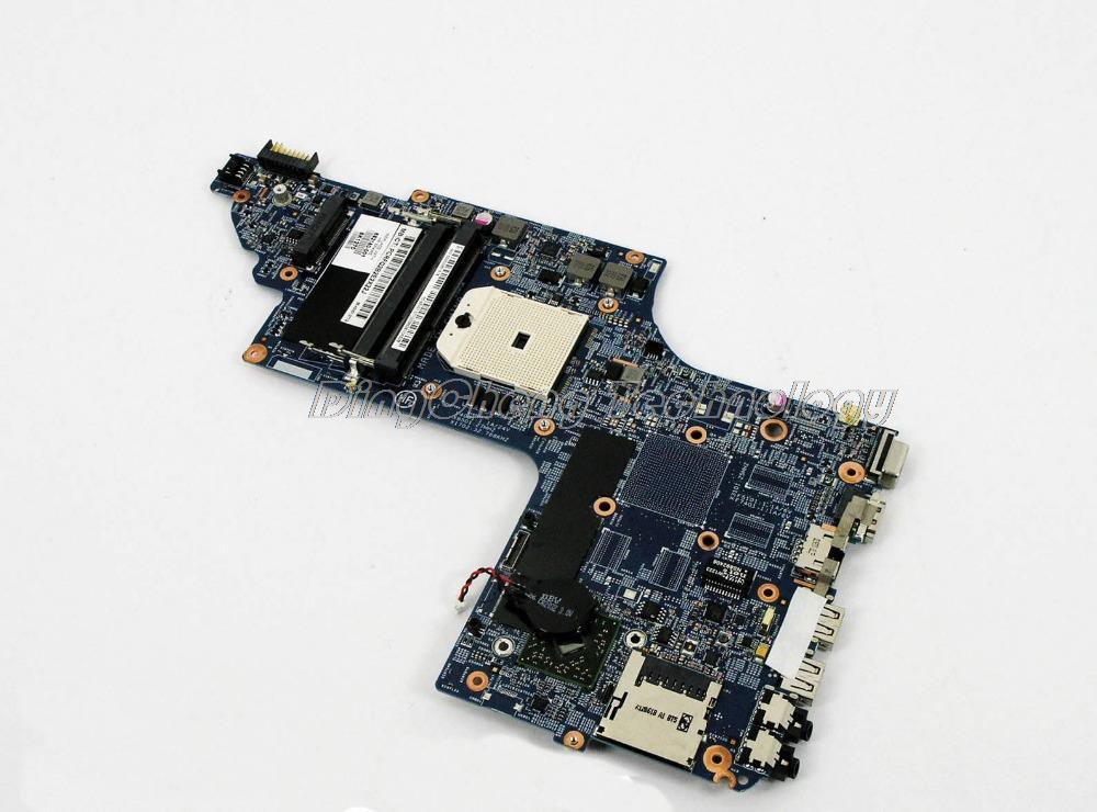 HOLYTIME Scheda Madre del computer portatile Per hp DV6 DV6-7000 682180-001 48.4SV01.021 per AMD cpu con scheda grafica integrataHOLYTIME Scheda Madre del computer portatile Per hp DV6 DV6-7000 682180-001 48.4SV01.021 per AMD cpu con scheda grafica integrata