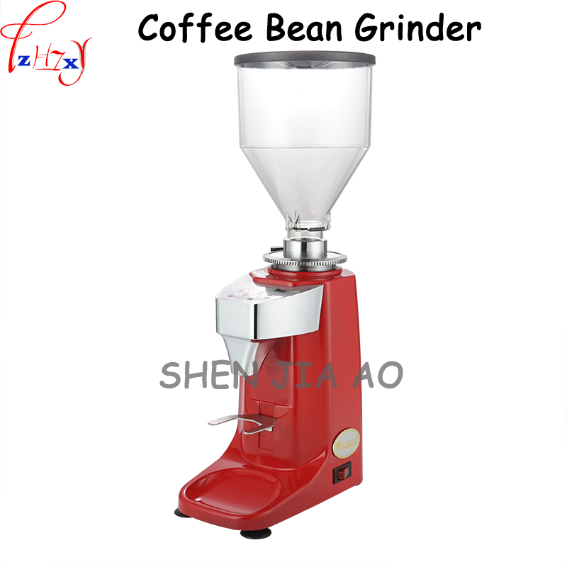 1pc 220V SD-921L commercial / household electric Italian quantitative grinding machine professional coffee grinder mdj d4072 professional commercial household coffee grinder high quality electric coffee machine advanced grinding 220v 150w 30g page 9