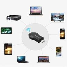 HD 1080P AnyCast M2 Plus Airplay Wifi Beeldscherm TV Dongle Receiver DLNA Gemakkelijk Sharing TV Stick voor Android IOS telefoon Windows PC(China)