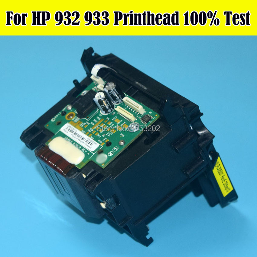 CB863-80013A CB863-80002A 100% Test Original Print head For HP 932 933 Printhead For HP 6600 6700 7110 7610 6060e 6100e high quality hp932 933 printhead for hp officejet 7600 6060 6100 6600 6700 7610 7110 7612 print head for hp 932 932xl