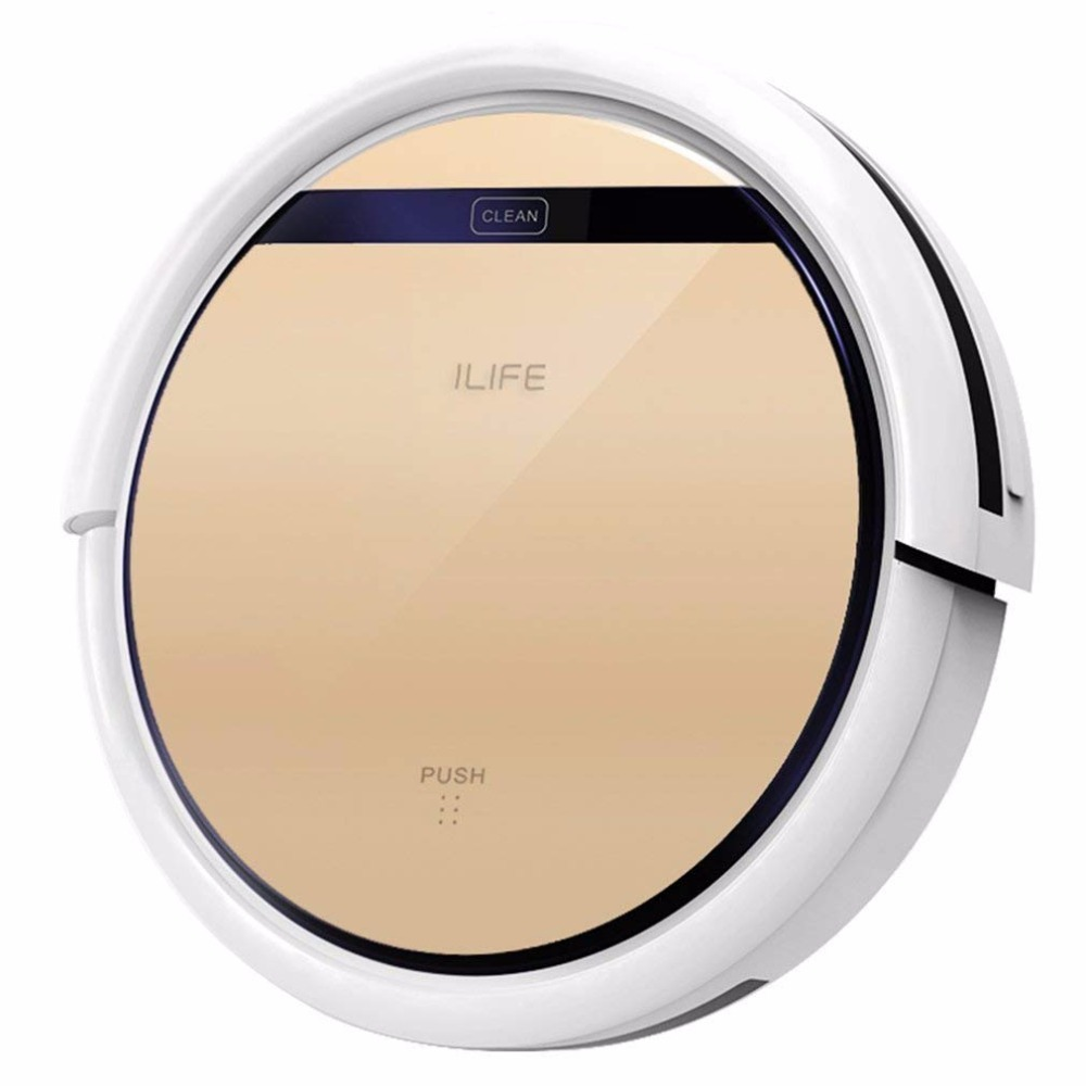 Original ILIFE V5S PRO robot vacuum cleaner with Sweeping and mopping floor Robotic vacuum cleaner for home Robot Aspirador