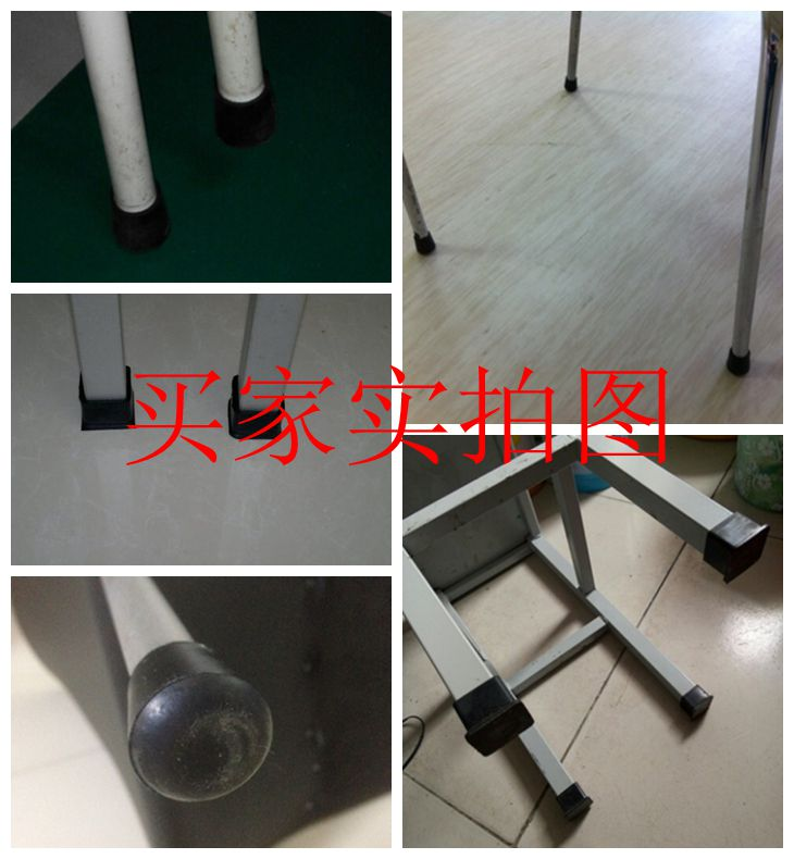 4pcs Square Shape Chair Leg Cap To Glide Smoothly And Seamlessly For Furniture And Tables 9