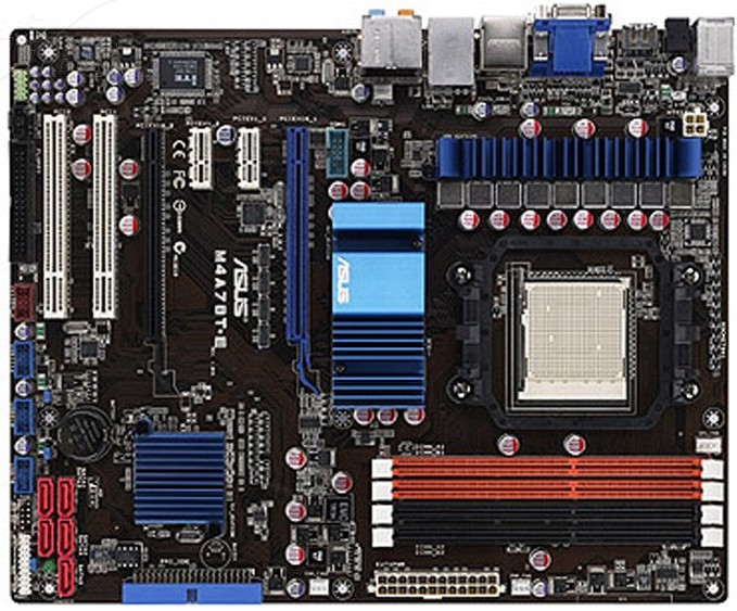 M4A78T-E 790GX AM3 motherboard DDR3 938 pin 780 motherboard