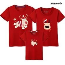 мамы и ребенка; одинаковые рождественские комплекты для семьи; футболка для мамы и дочки; одежда с короткими рукавами для папы и сына,Семейный костюм для папы