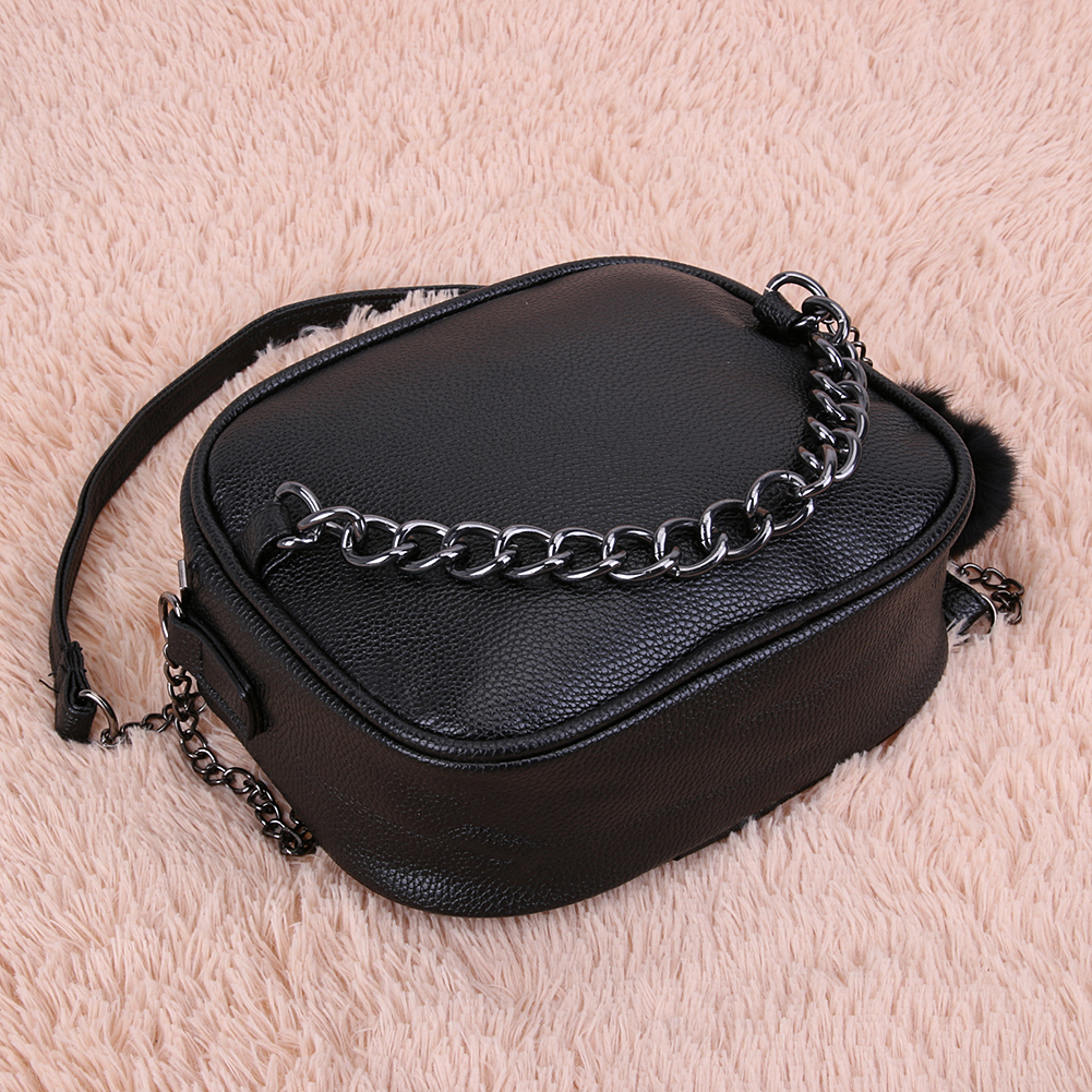 Small Designer Chain Cross Body Bag*