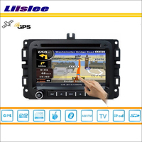 For 2013 2014 Dodge Ram Car GPS Navigation System Radio TV DVD BT IPod 3G WIFI