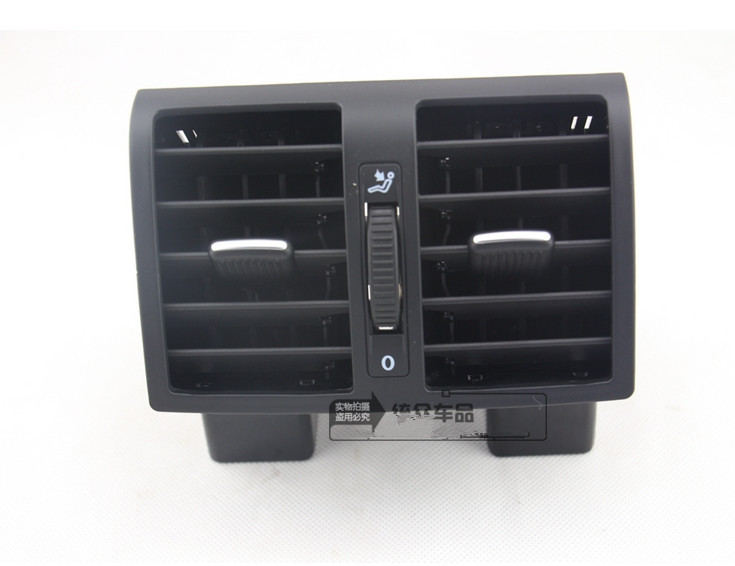 Rear air outlet VENT nozzles VENTS FOR VW Volkswagen Touran 2004 2014 1TD 819 203 A-in Air ...