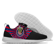 abfe0a227 Running men and women Mexico football Team Guadalajara light weight Walking  Shoes summer Sport shoes(