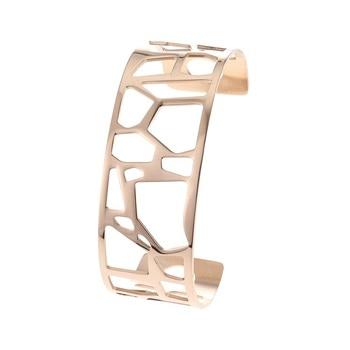 Cremo Giraffe Bracelets & Bangles For Women Stainless Steel Jonc Bijoux Femme Cuff Bangle 2