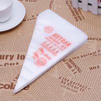 40*100Pcs/Pack Small Size Disposable Piping Bag Icing Fondant Cake Cream Decorating Pastry Tip Tool Y102