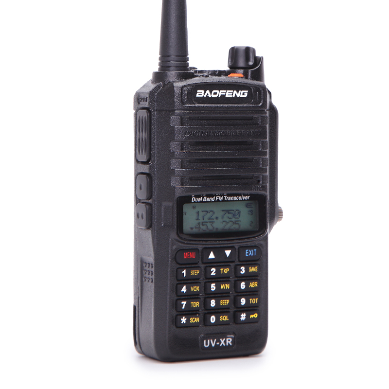 Image 3 - 2019 Baofeng UV XR 10w Powerful cb Radio set IP67 Waterproof  Walkie Talkie 10KM Long Range Two Way Radio Ship From Russia&China-in Walkie Talkie from Cellphones & Telecommunications