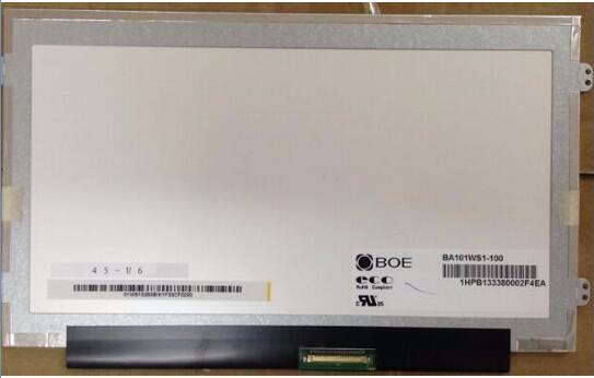 Ноутбук ЖК-экран для ACER ASPIRE ONE D255 D260 D257 D270 B101AW06 ЖК-Экран Планшета Стекла Замена Датчика Панель