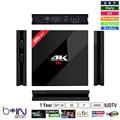3 GB/32 GB Caixa de TV Android 1 Ano S912 IPTV Amlogic Octa core 2.4 GHz 5.8 GHz Dual WiFi BT4.0 Android 6.0 Caixa de TV UHD 4 K 1000 M LAN
