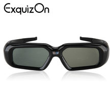 NX30 3D Active DLP-link Shutter Virtual Reality Glasses Support 3D DLP link projectors such as For Optama Acer BenQ NEC(China)