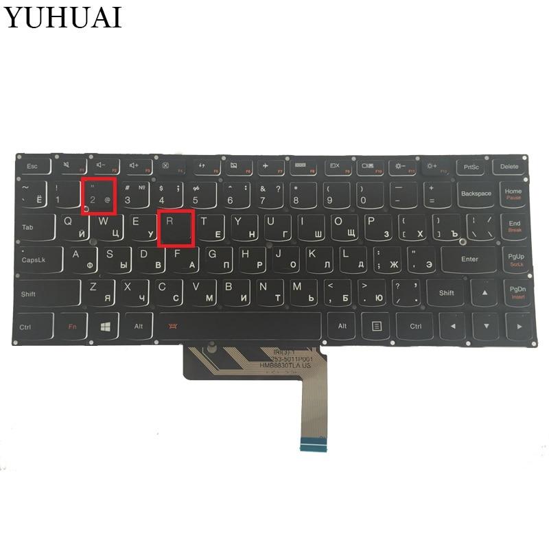NEW Russian keyboard for Lenovo ThinkPad Yoga 4 PRO Yoga 900 backlit RU Laptop KeyboardNEW Russian keyboard for Lenovo ThinkPad Yoga 4 PRO Yoga 900 backlit RU Laptop Keyboard