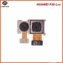 лучшая цена HUAWEI P20 lite back Facing Camera Module Repair Part for Huawei P20 Lite