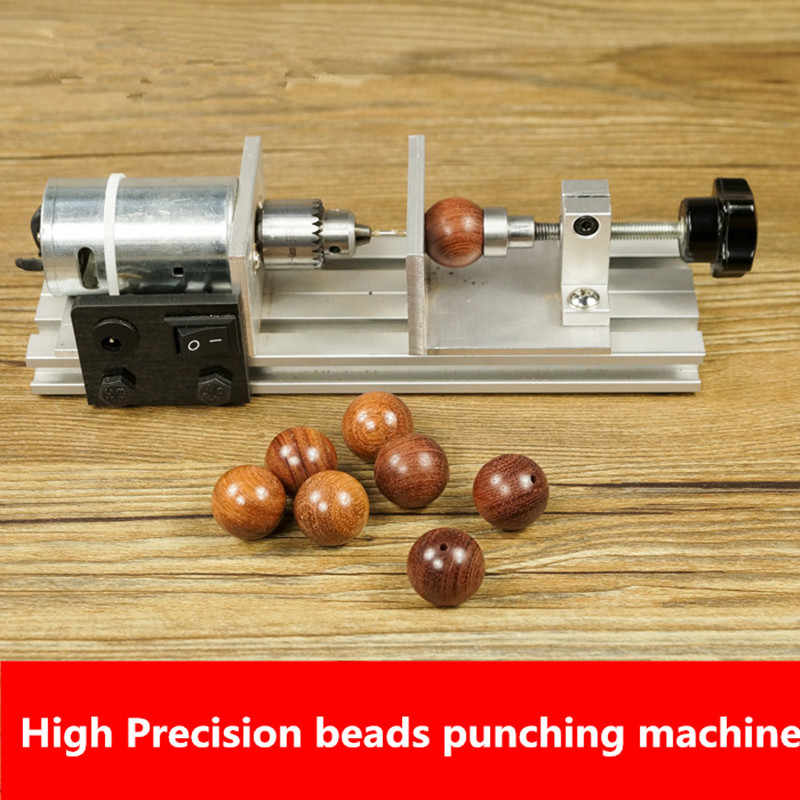 High Precision beads punching machine DIY tools cutting machine electric drill hand tool set