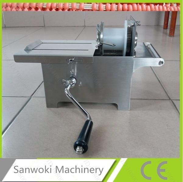 Hand Manual Sausage Knotting machine Sausage Tying machine Sausage Sealing Strapping Machine