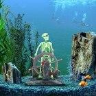 Action-Aquarium Orna...