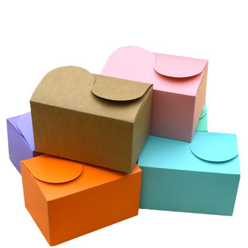 Colored Cake Boxes Wholesale