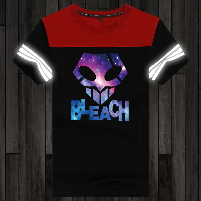 BLEACH night luminous T-shirts