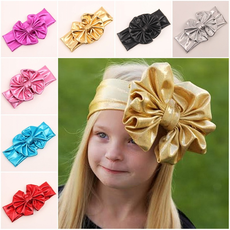 Baby Girl Hair Accesories baby birthday Crown Girl Kid Stretch bowknot Elastic Hairband Headband Baby Knot Head Wrap Headwear fashion girl headband sweet bowknot kids girls rabbit ears elastic wave hairband turban knot head wraps hair accessories gift