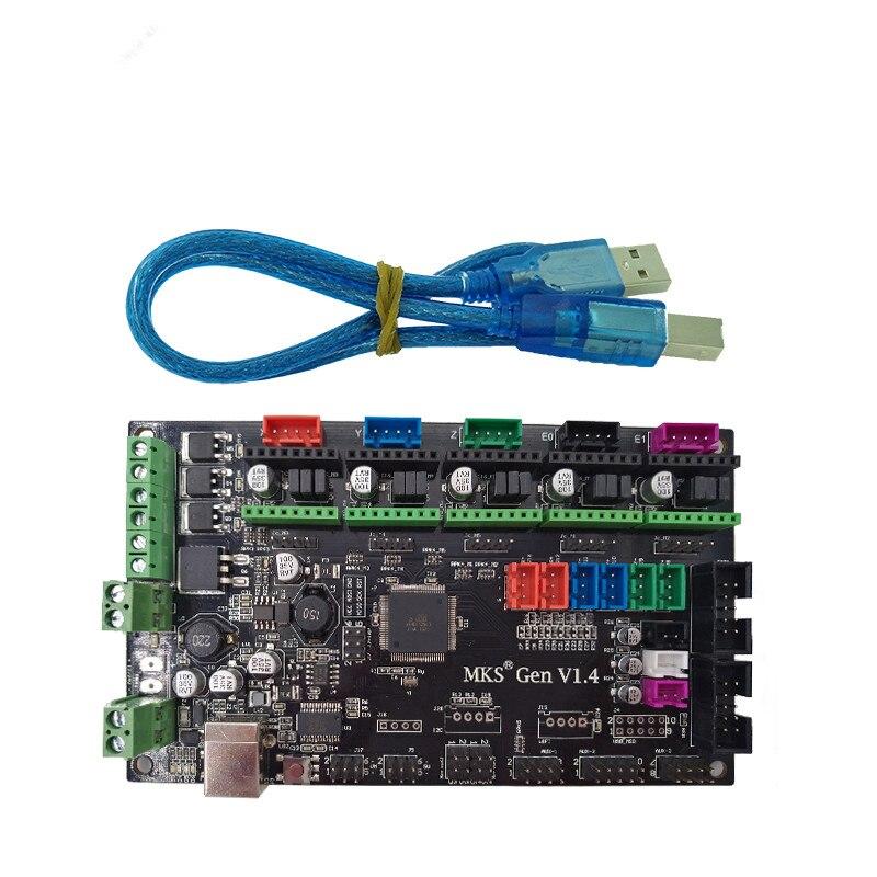 Gen V1.4 Ramps1.4 & 2560 carte intégrée imprimante 3D carte principale panneau de commande panneau de commande