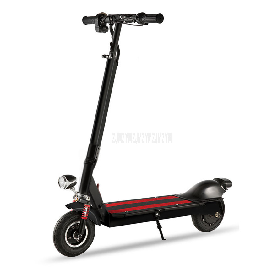 KUGOO S1 Electric Scooter 350W motor 18 miles Long-Range Battery