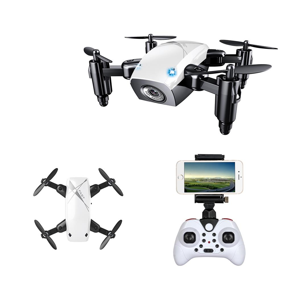 WIFI FPV Mini Drone with Camera 2.4G 4CH 6-axis RC Quadcopter Nano Drone RC WIFI FPV Drone Phone Control Toy Christmas gift 7