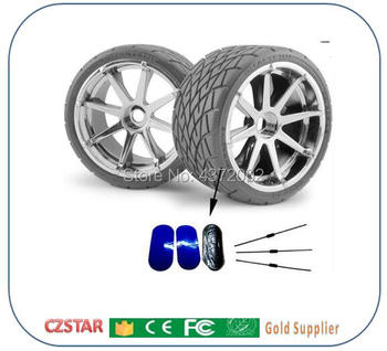 UHF Alien H3 Rubber RFID Tyre Patch Vehicle Tag For Tyre Tracking For car Manufacturers