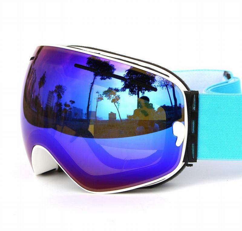 Ski goggles U400double anti-fog big glasses skiing men women unisex snow professional goggles HW123