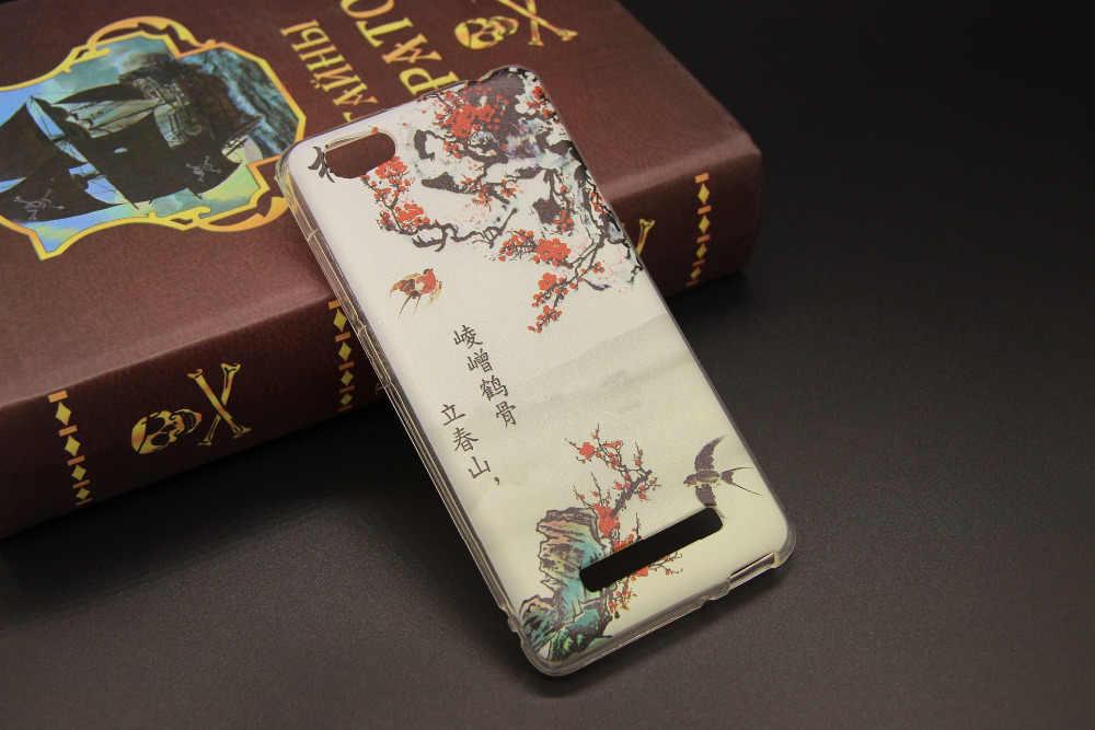 מקרה מכירה חם עבור פיליפס Xenium S326 צבוע קריקטורה רך Tpu כיסוי קייס צבעוני חזור סיליקון כיסוי חדש באיכות גבוהה