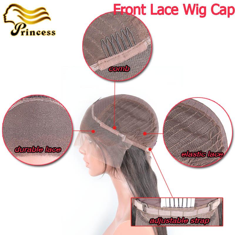 4front lace wigs cap