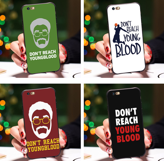 33f695cbdc Uncle Drew Don't Reach Youngblood Case Cover for Samsung Galaxy s8 s9 plus  S5 S6 S7 Edge for iPhone X 8 7 6 6s Plus 5s se cases
