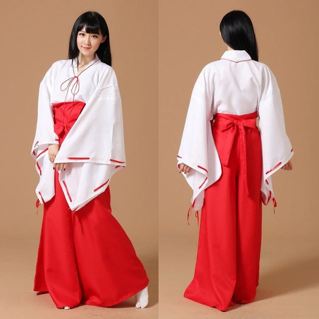Anime Traditional Dresses