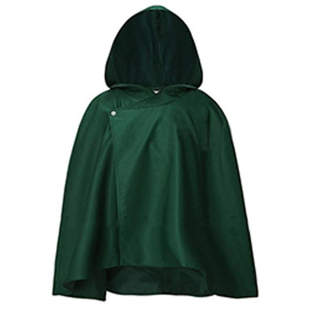 Attack On Titan Jacket Shingeki no Kyojin Legion Coat Cosplay Costume