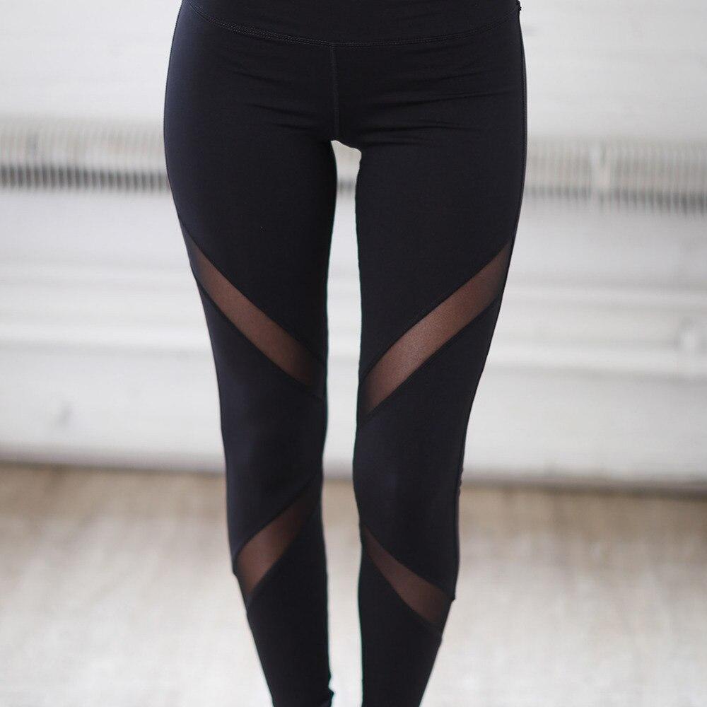 Quick Dry Elastic Yoga Leggings