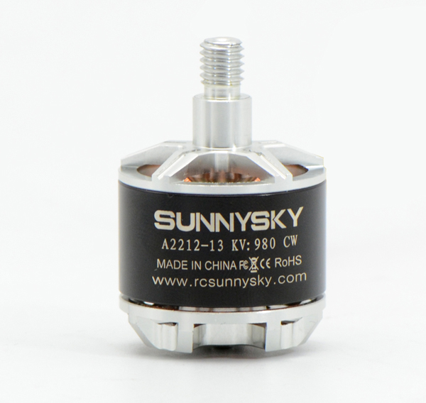1 pcs Sunnysky A2212 980KV CW CCW Brushless Motor for F450 quadcopter RC Airplane 2017 dxf sunnysky x2206 1500kv 1900kv outrunner brushless motor 2206 for rc quadcopter multicopter