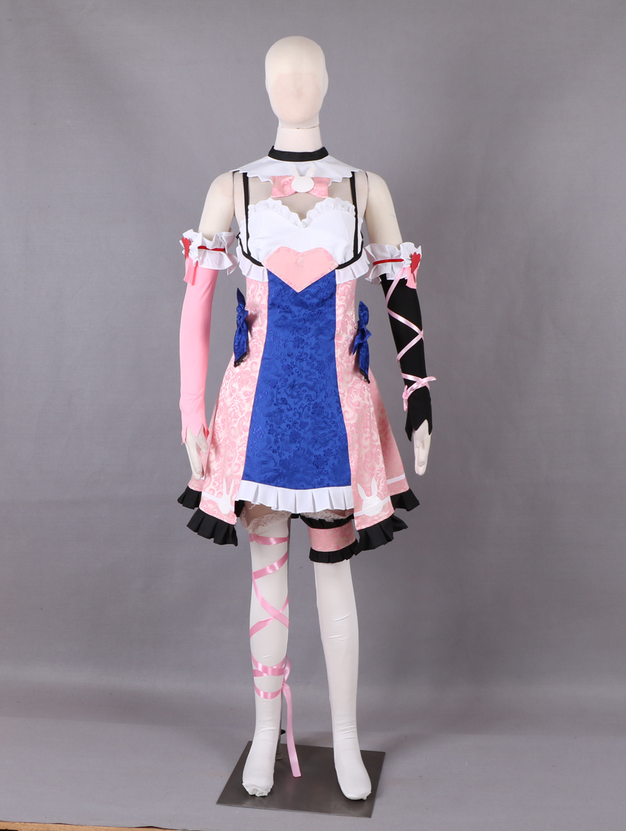 Anime Overwatchs cosplay costumes D Va Lolita cosplay dress for women Christmas Halloween cosplay costumes