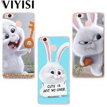 For Xiaomi MI 8 Redmi note 5A Phone Case Mi A1 5X 6 redmi Note 4 4A 4X Rabbit Coque Soft TPU Silicone Back Cover Shell