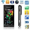 "Original Sony Ericsson U1 U1i Satio Mobile Phone Unlocked 3G 12MP Wifi GPS 3.5"" Touchscreen GSM CDMA"