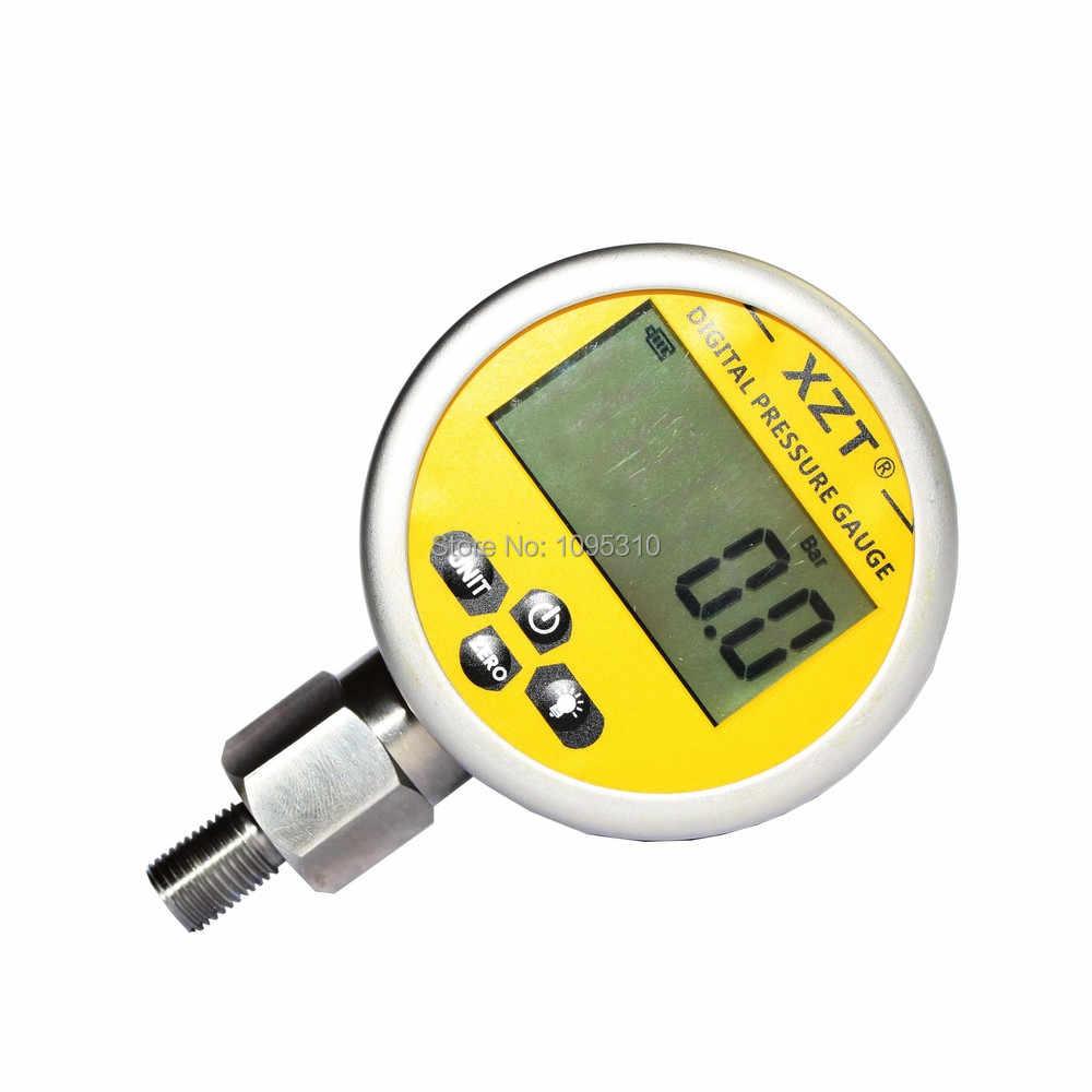 parti di escavatore Kit di prova di pressione idraulica per kit di prova di pressione idraulica per macchine edili di escavatore Kit di manometro idraulico