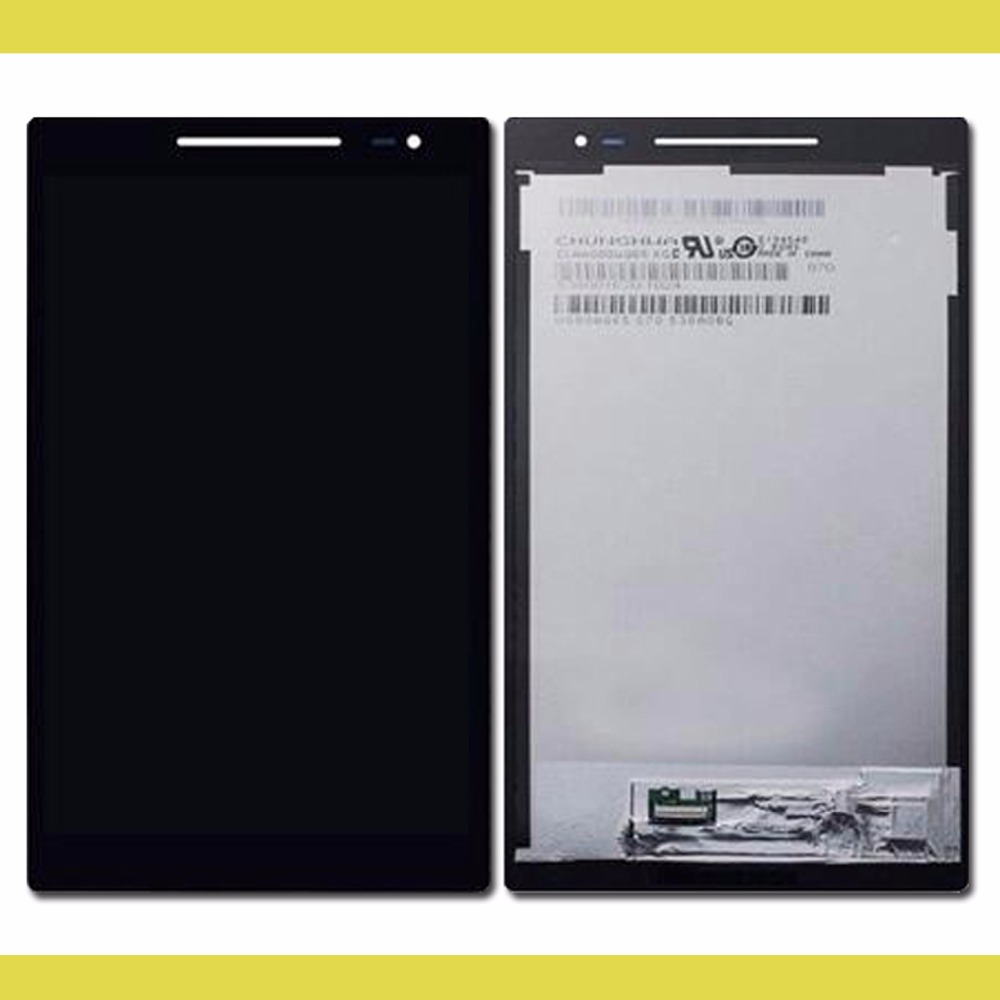 Black/White Free shipping LCD Screen Display + Digitizer Touch Assembly For Asus ZenPad 8.0 Z380KL Z380CX Z380C Tracking code new black white lcd touch digitizer screen assembly for ipod touch 5 5th gen generation free shipping low cost