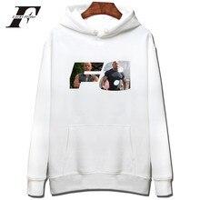 LUCKYFRIDAYF hip hop hoodies The Fate Of Furious Hoodie men/women Brand Designer Sweatshirt felpe roupas Clothing tracksuit