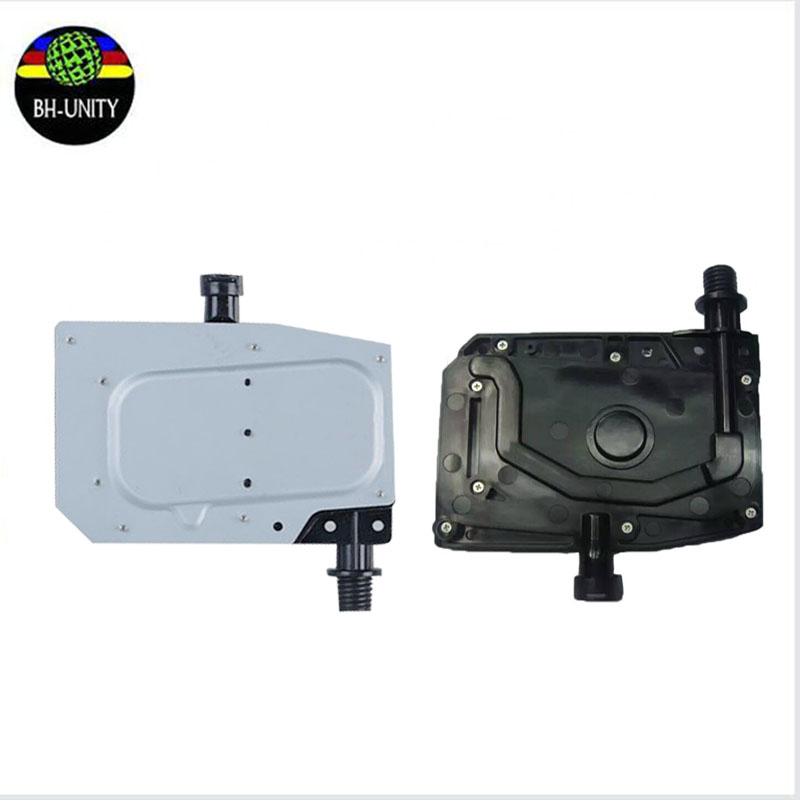 High quality!Best quality !!!!Inkjet Printer spare parts GS 508 ink damper connect with GS508 HEAD hot sale uv flatbed plotter printer spare parts gongzheng gz thunderjet black sub ink tank with level sensor