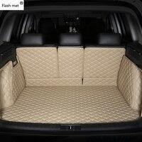 Кожаный коврик для багажника для Infiniti все модели EX25 FX35 M25 M35 M37 M56 QX50 QX60 QX70 G25 JX35 грузовой лайнер
