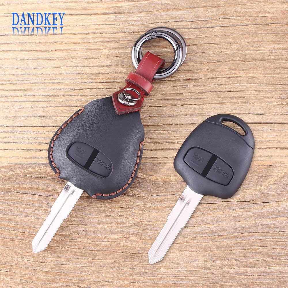 3 Buttons Remote Key Shell Cover Fit for MITSUBISHI Pajero Triton Lancer Evo EX